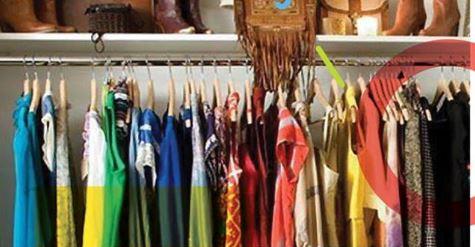 don de vêtements