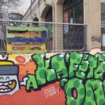 mur végétal Lyon enfants