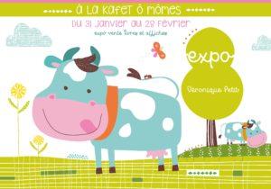 expo, illustration, Véronique Petit